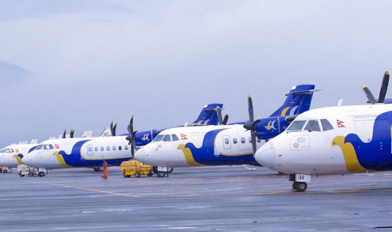बुद्ध एयरको स्पष्टोक्तिः 'ल्यान्डिङ गियर विराटनगरमा खुले पनि सुरक्षाका लागि काठमाडौँ ल्याइएको हो'