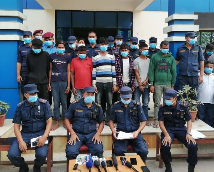 धनगढी असइ हत्या प्रकरण : हत्याका आरोपित ७ जना सार्वजनिक