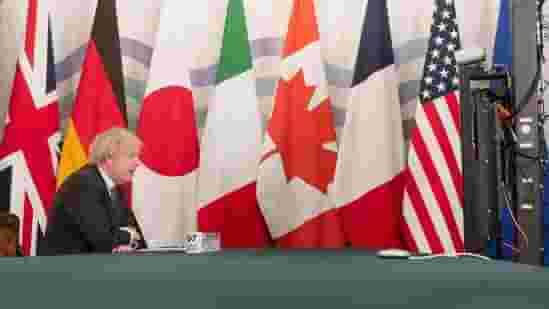 जी-सेभेन बैठकमा विश्व नेताद्वारा भाइरस महामारीविरुद्ध लड्ने सहमति