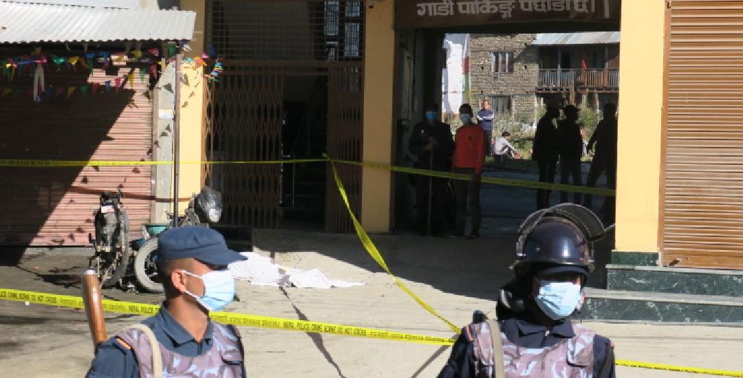 जुम्लामा होटल सञ्चालकको शव भेटियो, हत्याको आशंका