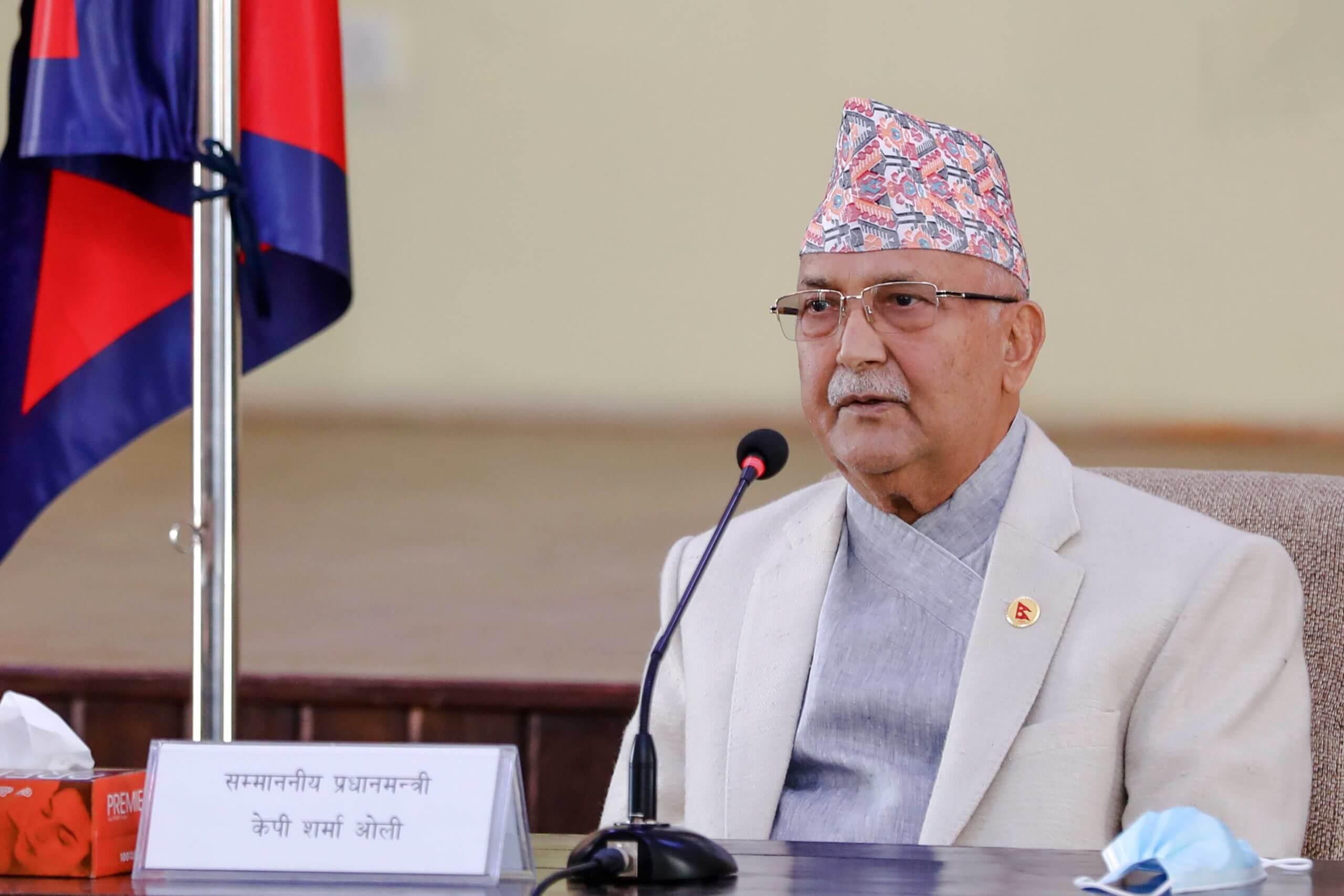 माधव नेपाल समूहलाई कडा कारबाही हुन्छ : अध्यक्ष ओली