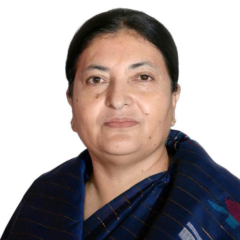 नेपाल-भारत सम्बन्ध नयाँ उचाइमा पुर्याउन राष्ट्रपतिको आग्रह