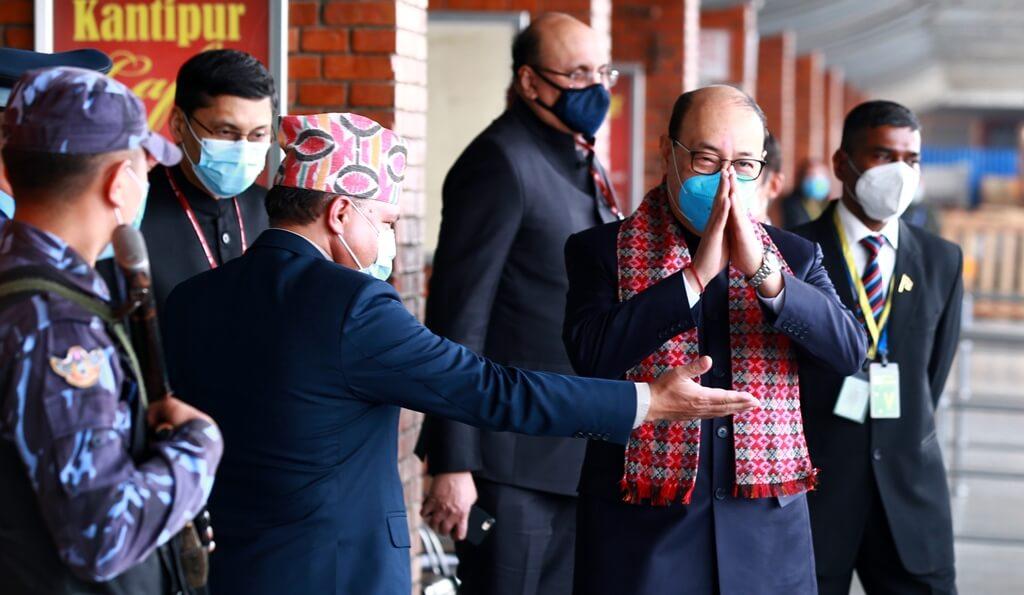नेपाल-भारत विदेशसचिवस्तरीय बैठक सुरु