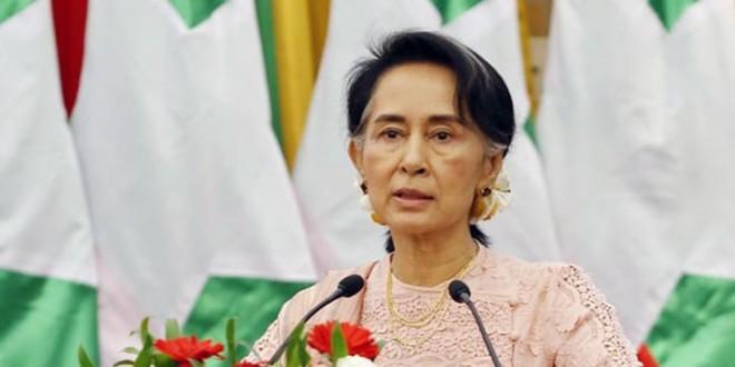 म्यानमारमा सैनिक 'कू'को सम्भावना, सर्वोच्च नेता सू ची गिरफ्तार